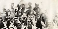 """Auburn University library collection on Eugene Sledge, author of WWII memoir """"With the Old Breed""""."""