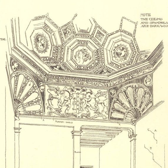 Architectural Drawing Prints