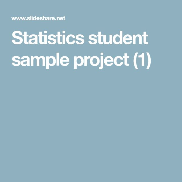 Best 25+ Sample statistics ideas on Pinterest Reading statistics - sample variance
