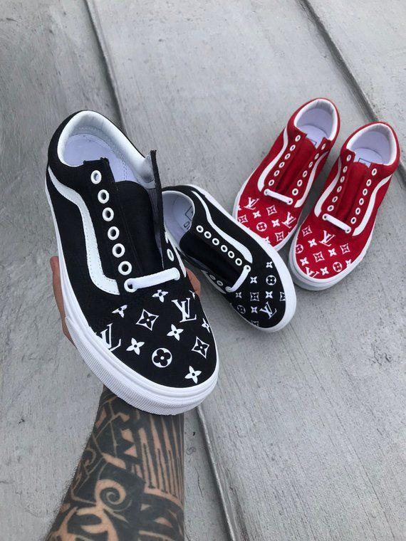 Etsy | Custom vans, Vans, Custom shoes