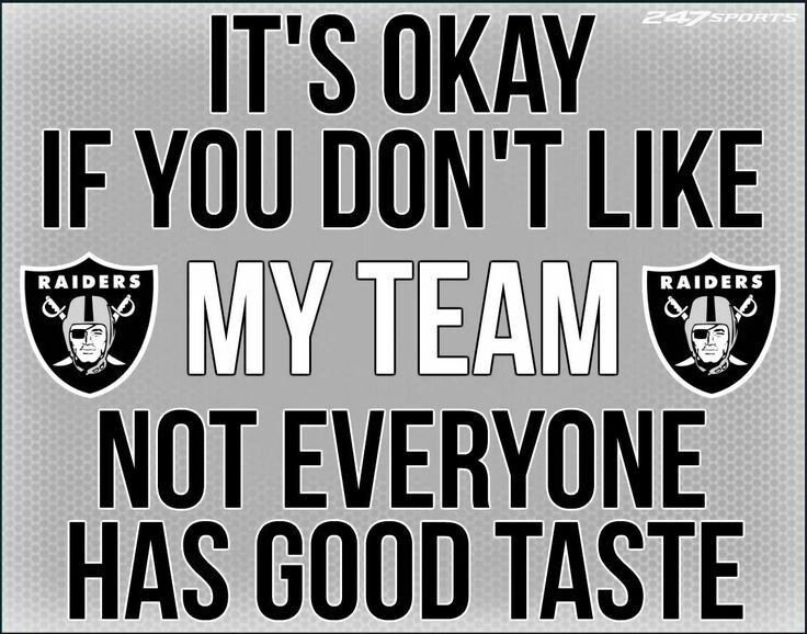 So true@ https://www.fanprint.com/licenses/oakland-raiders?ref=5750