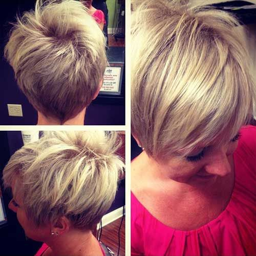 Messy Pixie Hairstyles Designs for Women