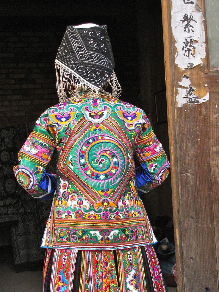 Miao, Wujia Village Style, Rongjiang & Congjiang Counties, Guizhou, China