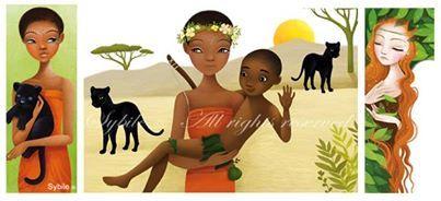 Princesse Bisombo Princesses d'Afrique ( collectif )