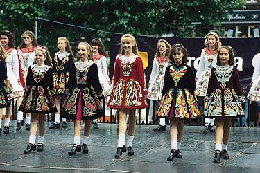 Irish Folk Dance