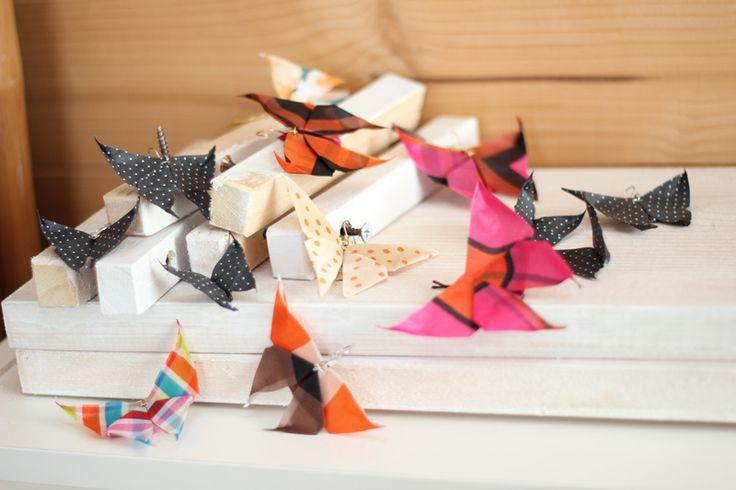 invasione di farfalle!