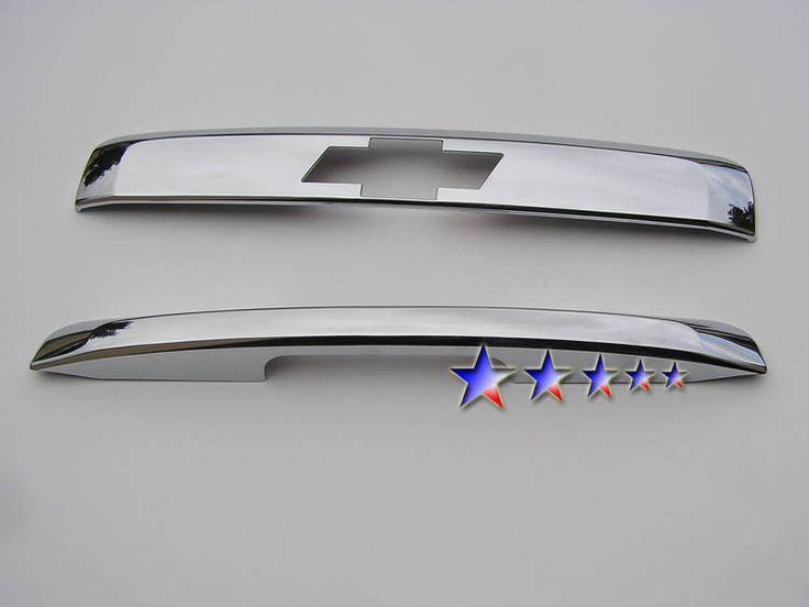 2007-2012 Chevrolet Tahoe Chrome Tailgate Handle Trim