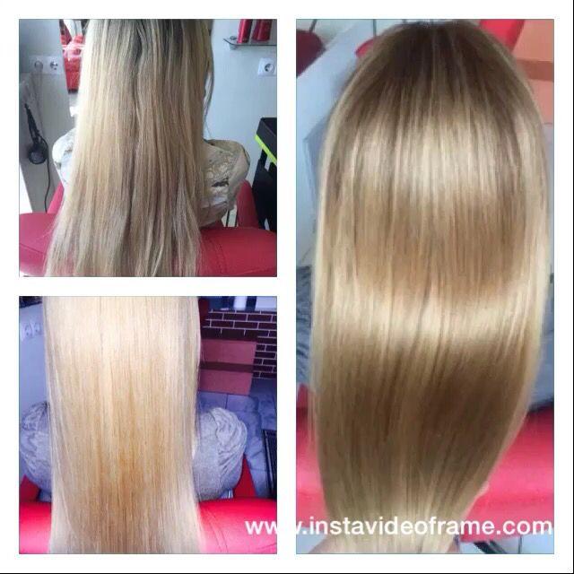 СПА - процедура для восстановления и реконструкции волос