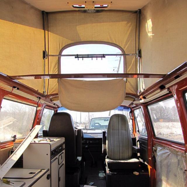headroom in the vw type 2 t3 vanagon westfalia wheeled. Black Bedroom Furniture Sets. Home Design Ideas