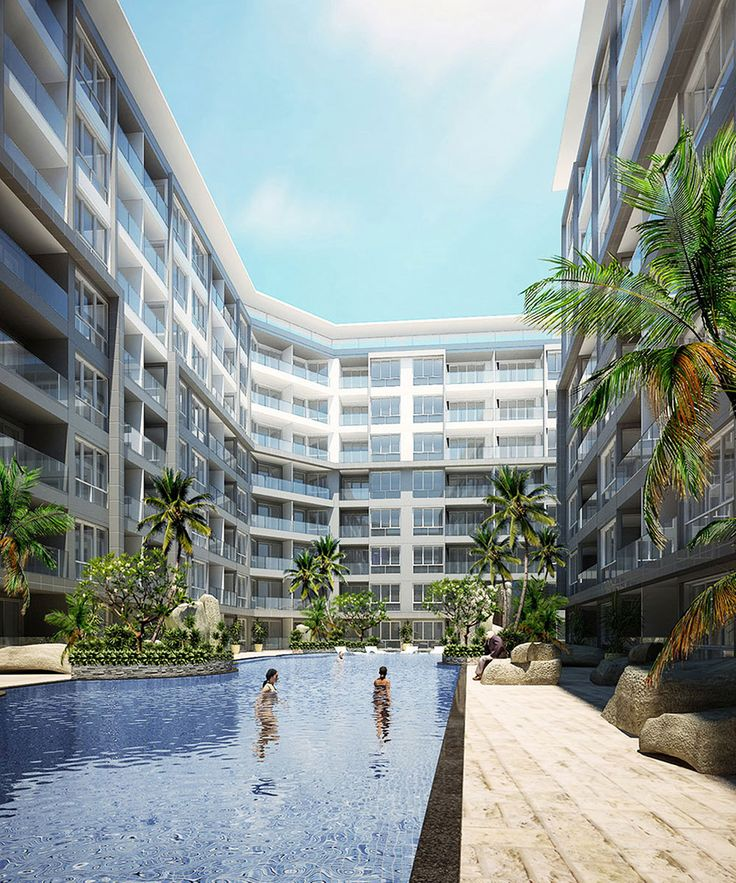 Centara, the largest hotel chain in Thailand, has currently a total of 57 properties, 43 of them nationwide and 14 overseas. This award winning hotel chain will occupy building H of the project and provide full project management.