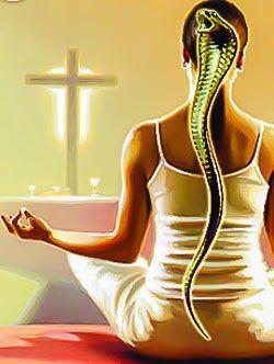 Keresztény jóga? Vajon a keresztények gyakorolhatják-e a jógát?  Válaszolhatunk kérdéssel is: Vajon mért gondolná bárki is, hogy a felekezeti hovatartozás befolyásolhatja az egészségmegőrző gyakorlatokat? Ha a jóga meditációs részét nézzük, megakadályoz-e bárkit abban, hogy ne az általa vallott hitelvek alapján meditáljon?