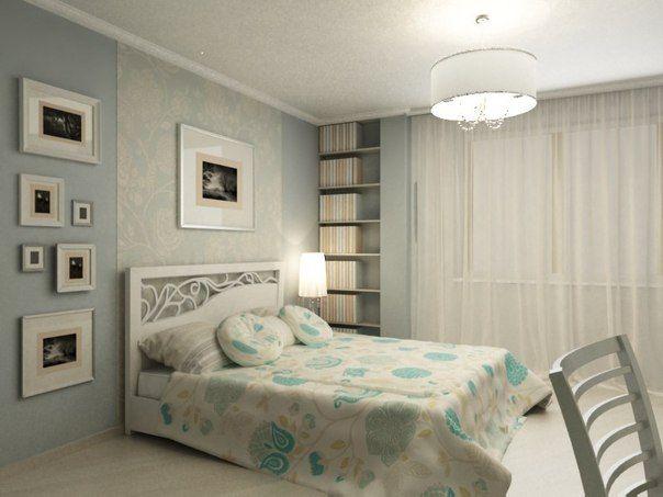 Уютная спальня фото #1