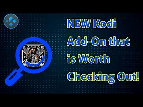 New Kodi Add-on worth checking out! - YouTube