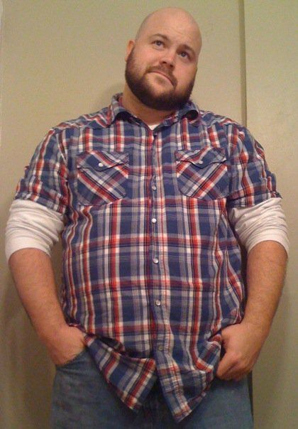 17 Images About Big Men Are Sexy On Pinterest  Big -9286