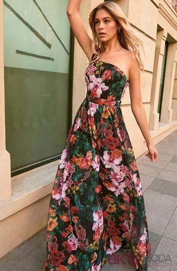 9590e162a7318 Trendyol Abiye Elbise Modelleri - 2018 Trendyol Abiye Elbise Modelleri - Aktif  Moda