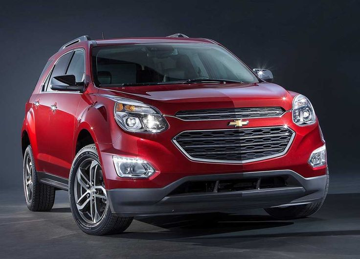 2017 Chevy Equinox Changes Redesign Release Date