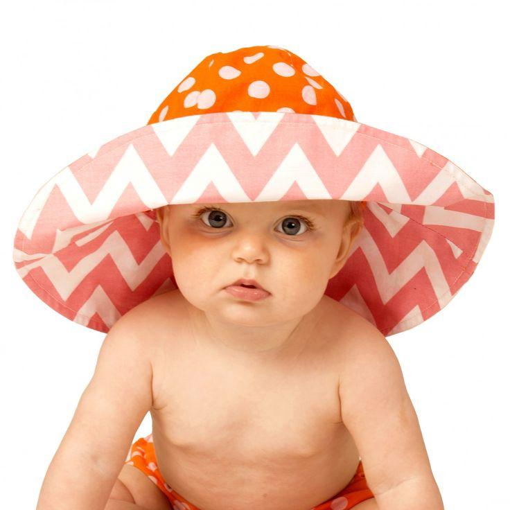 Bridgette Tangelo Hat