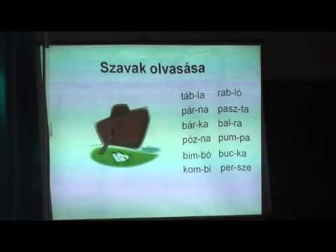 """A """"b"""" és a """"p"""" betű tanítása - YouTube"""