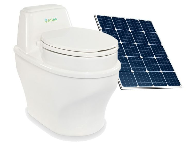 Solar composting toilet:+) the best of both worlds. So many smart people in this world to set us up for success so we can assist our elders at their best!