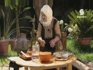 Khobz el Ftir , un pain traditionnel en Algérie, by Samira tv