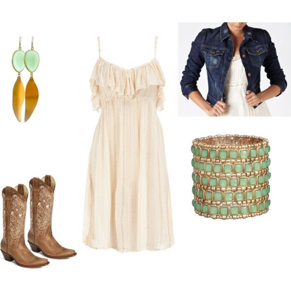 """Country Girl"" by jenjinright on Polyvore"