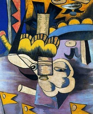 Ascensão definitiva de Cristo Época: 70.50 - Siglo XX. Vanguardias Históricas/Surrealismo Abstracto