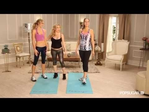 Work your Butt like Gwyneth Paltrow with Tracy Anderson Method