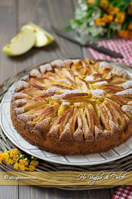 Torta di mele rustica ricetta perfetta