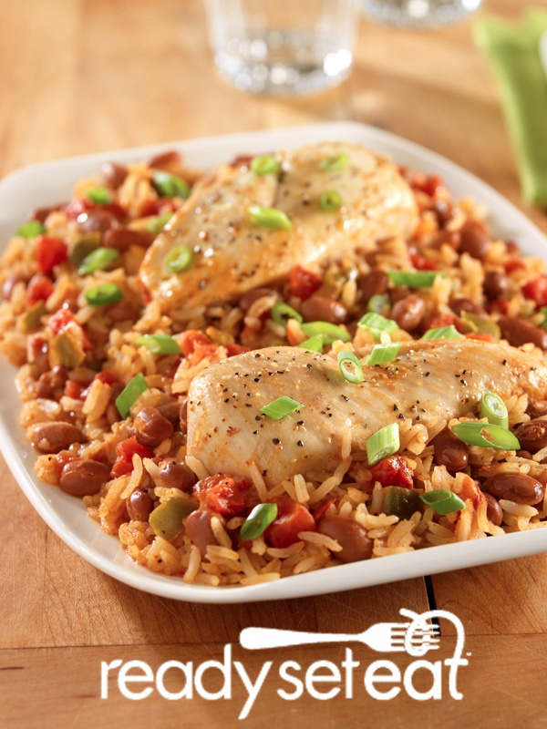 how to add flavor to rice and beans