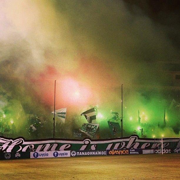 ΠΑΟ - ΘΡΗΣΚΕΙΑ - ΘΥΡΑ 13!!!,  #bepao #panathinaikosac #pao #winner #leoforos #home #gate13 #club #support #13
