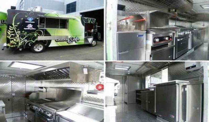 Food Truck For Sale, Chevrolet, BC Canada full