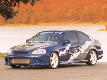 Xenon Honda Civic SiR Coupe (EM1) '1998–2000