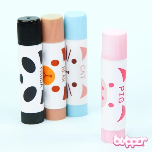 Kawaii Animal Glue Stick