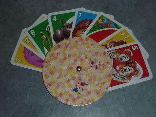 Made by VickY: Kartenhalter für Kinder (Tutorial)