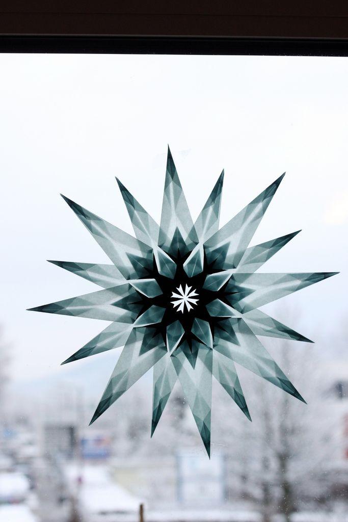 die besten 25 sterne falten ideen auf pinterest sterne falten anleitung weihnachtssterne. Black Bedroom Furniture Sets. Home Design Ideas