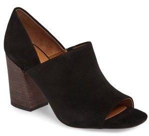 Franco Sarto Women's Ellison Block Heel Sandal
