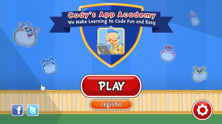 Cody's App Academy screen shot 0