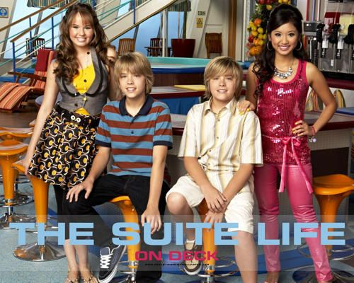 The suite life on deck :)