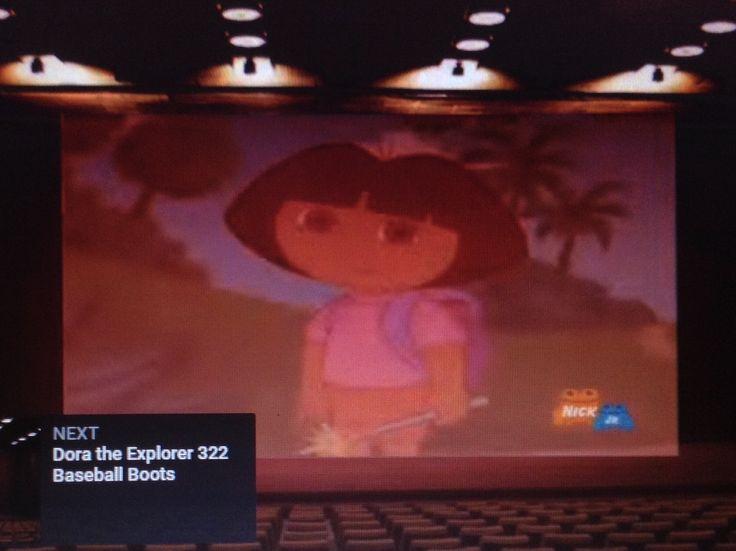 Dora the Explorer: Baseball Boots on (TV Episode 22)
