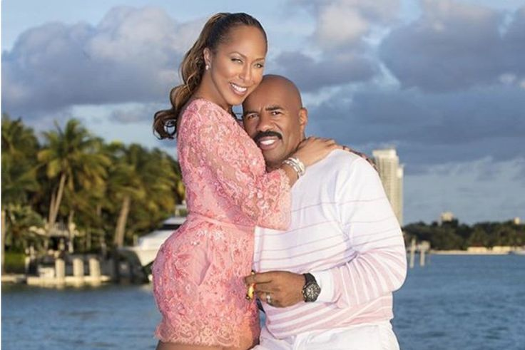 Steve Harvey Shows Wishes Wife Marjorie Harvey Happy Birthday on Instagram | Essence.com