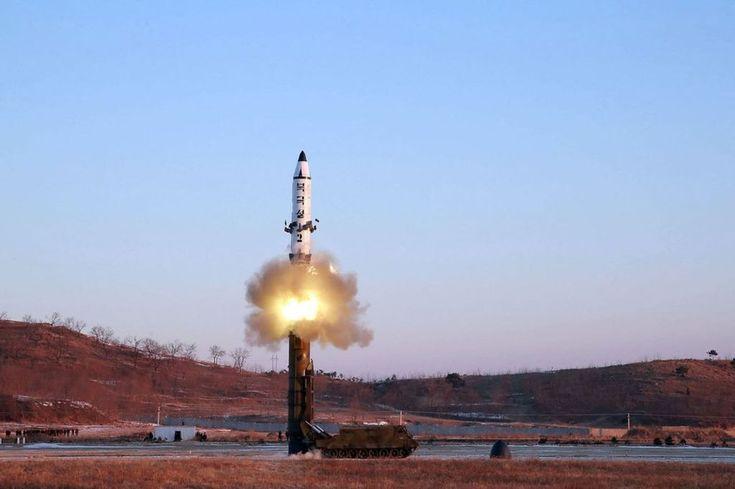 North Korea announces succesful intercontinal missle test http://ift.tt/2tGzD8J read more:http://ift.tt/2tGW1Pp
