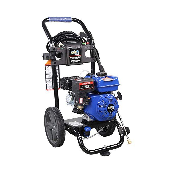 Quipall 2700GPW 2,700 PSI 2 3 GPM Gas Pressure Washer (CARB
