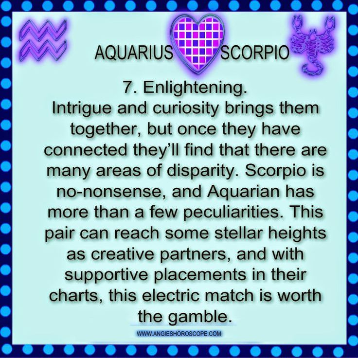 compatibility with aquarius and libra relationship