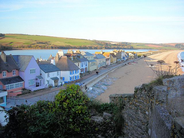 Slapton Sands, Torcross, South Hams, Devon, England