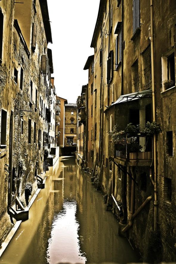 canale belle Moline Bologna