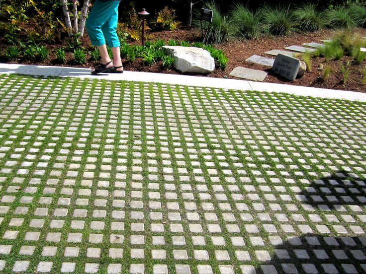 find this pin and more on permeable driveways - Permeable Patio Ideas