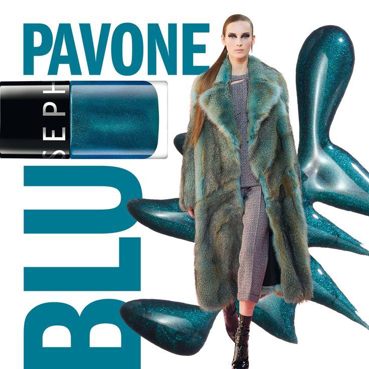 Pi di 25 fantastiche idee su colori del pavone su - Immagini pavone a colori ...