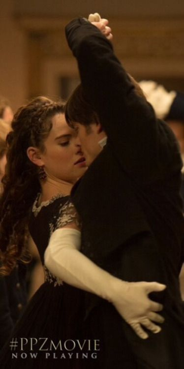 Pride and Prejudice and Zombies - Lizzie Bennet - Col. Darcy - Mr. Darcy - Mister Darcy