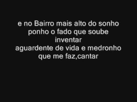 ▶ Carlos do Carmo Lisboa menina e moça - YouTube