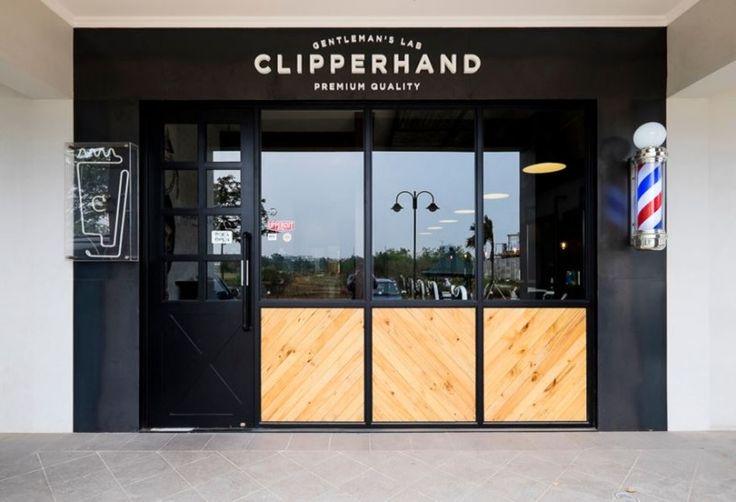 Clipperhand Barber | Interior Kontraktor Jakarta - Interior Design Jakarta